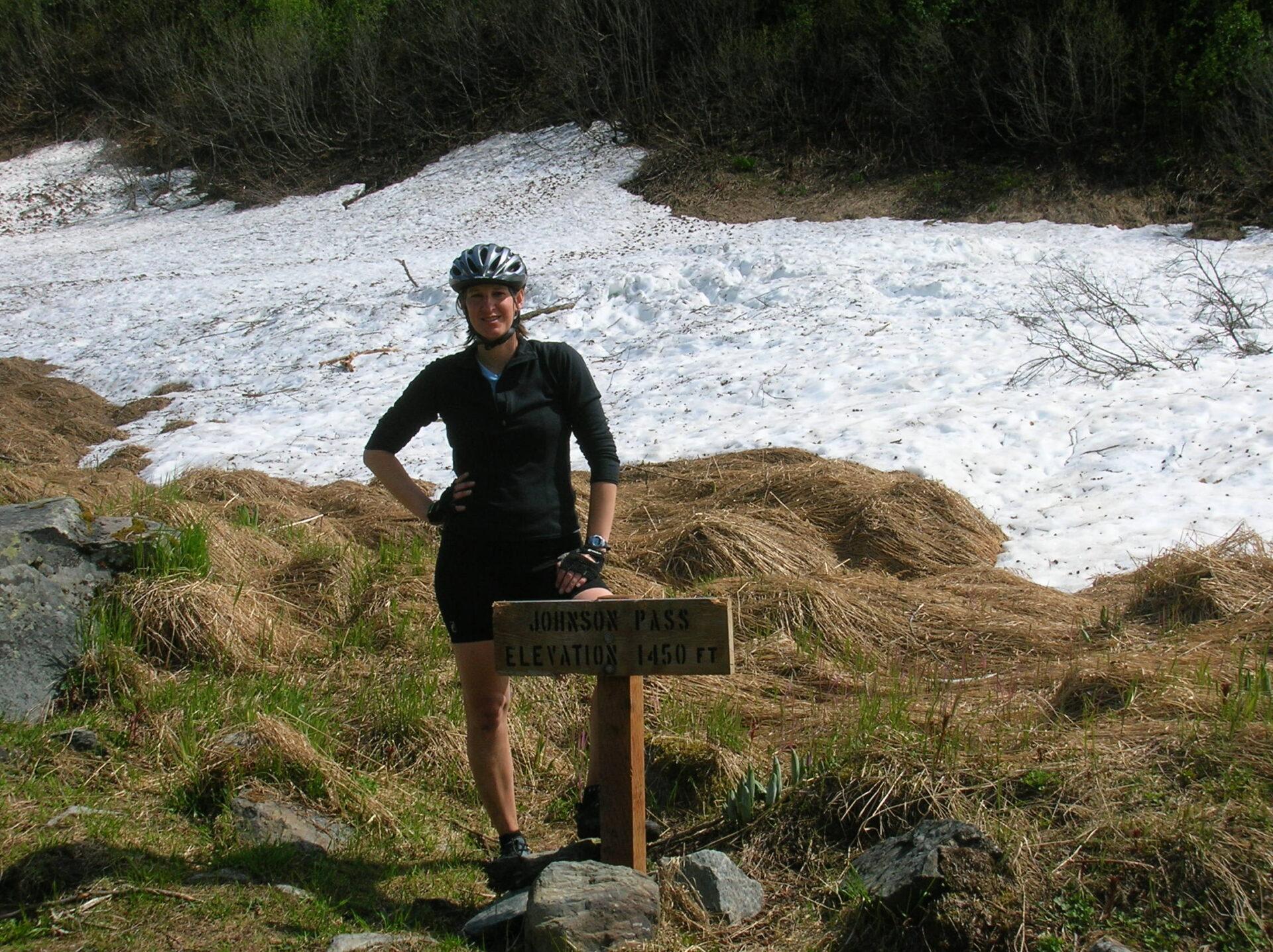 Johnson Pass Trail
