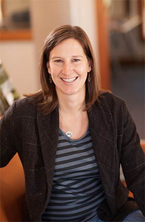 Author Laura Holmes